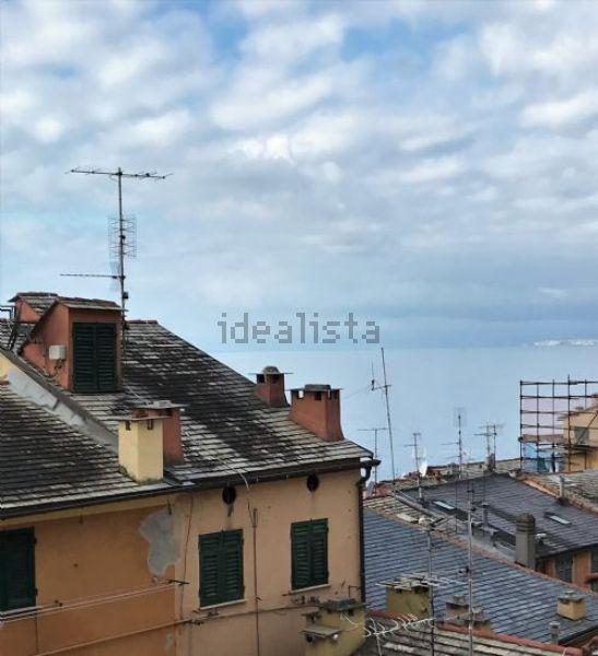 Camogli – via della Repubblica vani 6 mq 75 vista mare