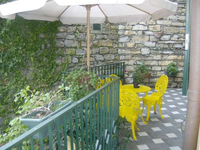 Camogli – via Figari vani 7 mq 100 con terrazzo