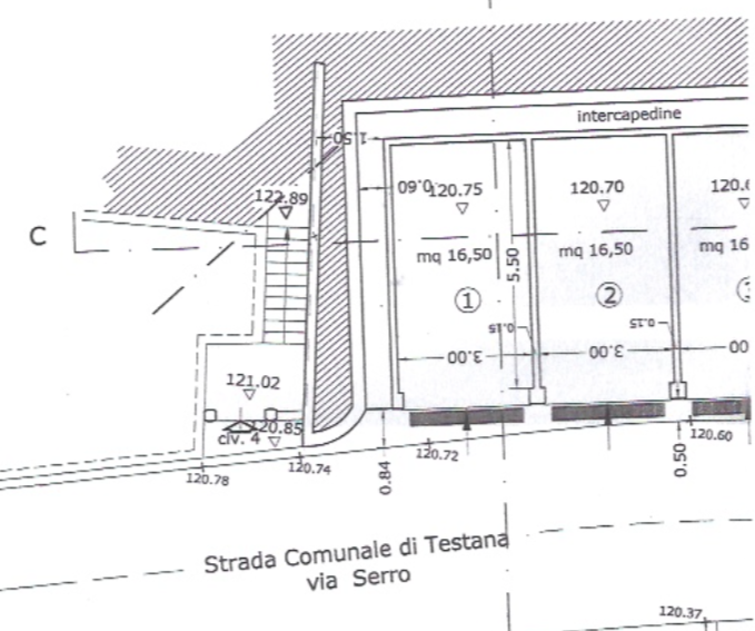 Avegno – Via Serro due box mq. 18/cad.